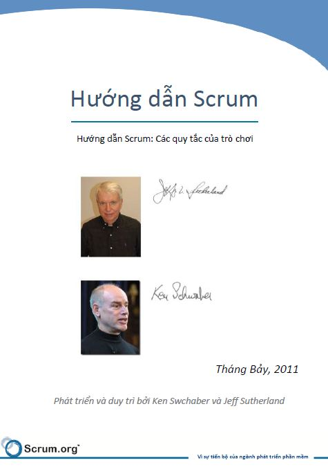 scrum guide vi